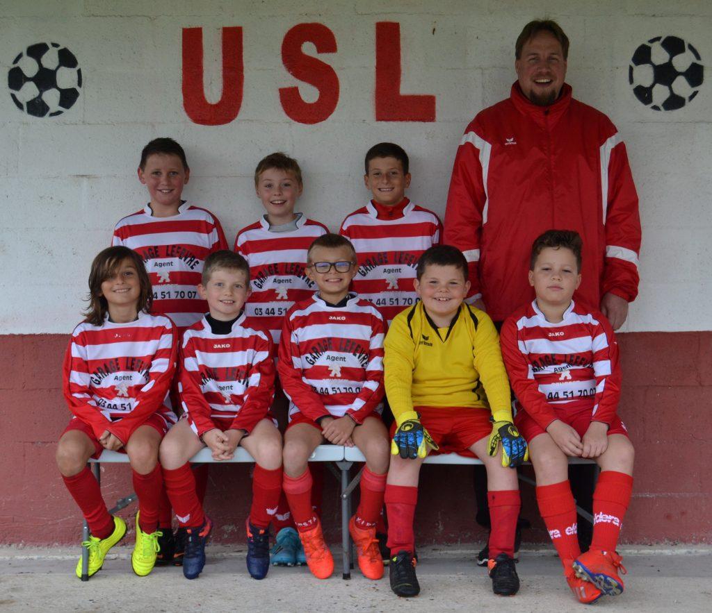 Equipe U10 - U11
