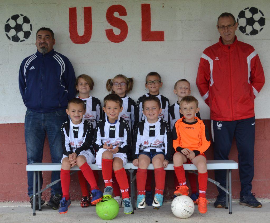 Equipe U6 - U7