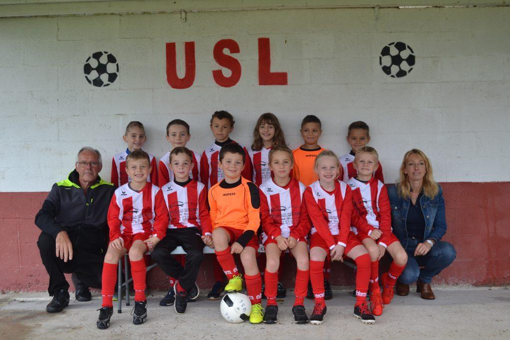 Equipe U8 - U9