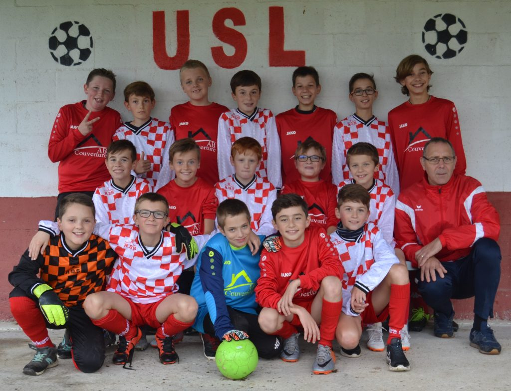 Equipe U12 - U13